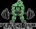 Pelegs Gym Logo