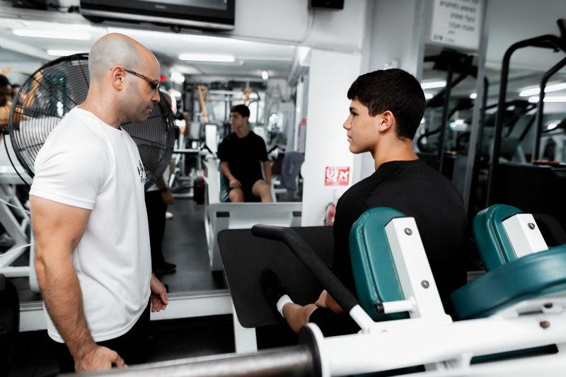 איך להתאמן נכון בחדר כושר הרצליה ולא להפצע